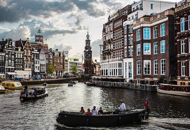 טיול באמסטרדם בחול המועד