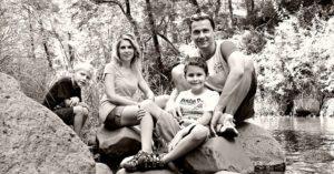 טיול עם המשפחה