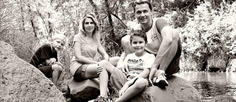 המדריך לטיול עם המשפחה